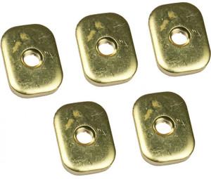 SlideTrax Base Plate Brass Fitting (5pk)