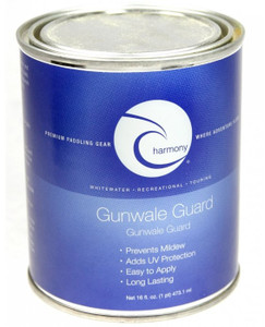Gunwale Guard Natural Wood Pint