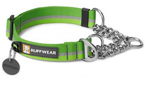 Ruffwear Dog Collar - Chain Reaction - Meadow Green