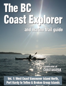 BC Coast Explorer Volume 1 Book by Jphn Kimantas