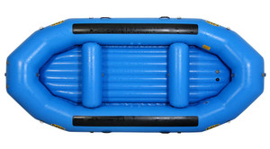 Otter 130 Self Bailing Raft by NRS - Top