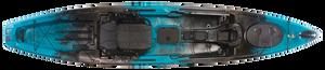 Radar 135 - Midnight - Top | Western Canoe and Kayak