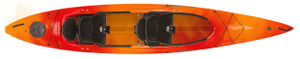 Wilderness Systems Pamlico 145T Tandem Recreational Kayak - Mango