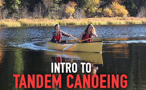 INTRO TO TANDEM CANOEING