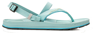 Rosa Convertible Sandal - Turquoise/Blue