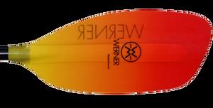 Powerhouse 4-piece  - Gradient Blaze - Blade | Western Canoeing & Kayaking