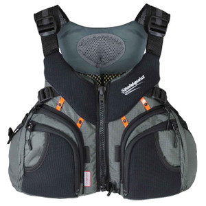 Keeper Fishing PFD Front Profile