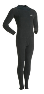 Immersion Research Thick Skin Union Suit - Black
