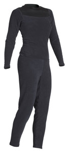 Women's Union Suit Black