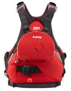 Zen Rescue PFD in Red