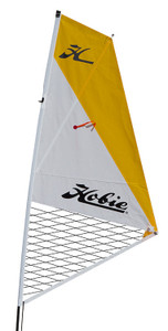 Hobie i-Series Sail Kit - White/Papaya