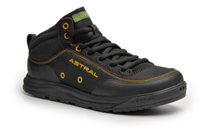 Astral Rassler 2.0 Boots in Rasta Black