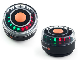 Tricolour Navigation Safety Light
