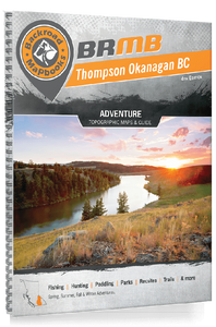 Thompson Okanagan Mapbook
