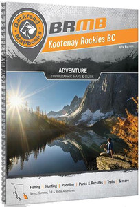 Kootenays Rockies Mapbook