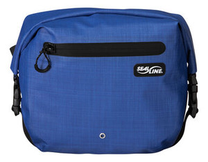 Seal Pak Hip Pack - Blue - Front | Western Canoe and Kayak