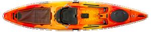 Tarpon 120 - Mango - Top | Western Canoe and Kayak