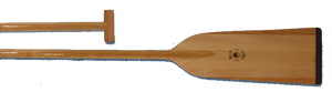 Uncut DB High Performance Factory 2nd Canoe Paddle