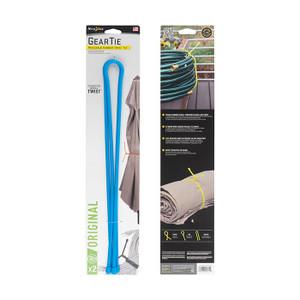Gear Tie® Reusable Rubber Twist Tie™ 32 in. - 2 Pack | Western Canoe Kayak