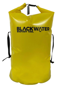 Bigfoot Dry Pack - 100L - Front - Yellow | Western Canoe and Kayak