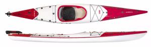 Heimdall HV Fiberglass - Red | Western Canoeing & Kayaking