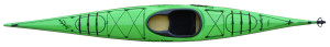 Solstice GT Titan - Top *pictured in Lime/Smoke | Western Canoe and Kayak