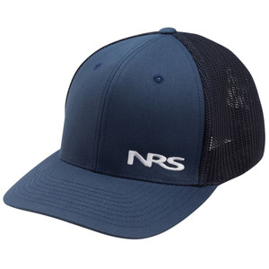 NRS Mesh Flexfit Hat - Front | Western Canoeing & Kayaking