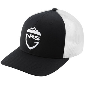 NRS Fishing Trucker Hat - Front | Western Canoeing & Kayaking