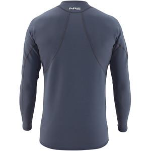 Men's HydroSkin 0.5 Long-Sleeve Shirt - Dark Shadow - Back | Western Canoeing & Kayaking