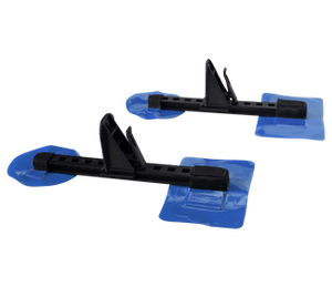 Star Outlaw Inflatable Kayak PVC Foot Braces | Western Canoeing & Kayaking