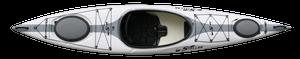 S12 Advantage Recreational - White - Top | Western Canoeing & Kayaking