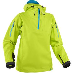 Women's High Tide Splash Jacket - Lime - Front | Western Canoeing & Kayaking