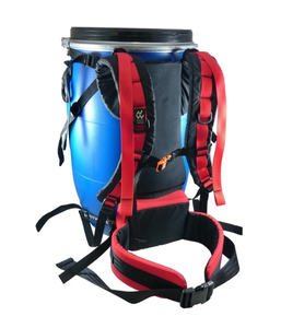 Quick Haul Barrel Harness - *Barrel Not Included | Western Canoeing & Kayaking
