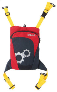 Tactic Pack - Red - Front | Western Canoeing & Kayaking