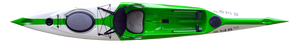 S14S Advantage Sit-On-Top *Shown in green. Please phone or visit us in-store for available colour options | Western Canoeing & Kayaking