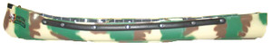 14' Square Stern Canoe by Sportspal Side View
