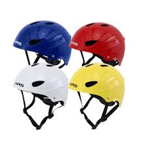 Havoc Helmet in the 4 Available Colours