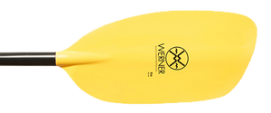 Werner Rio Whitewater Paddle Blade