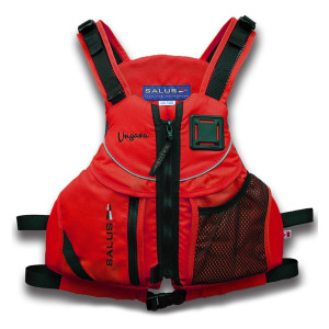 Ungava PFD - Red - Front | Western Canoeing & Kayaking