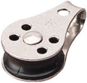 """Pulley 1/4""""  Sheave SS"""