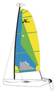 Club Wave Sailboat - Western Canoeing and Kayaking