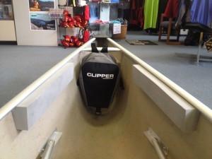 Canoe Bow Thwart Bag
