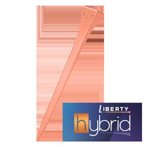 Liberty Hybrid CU Nail