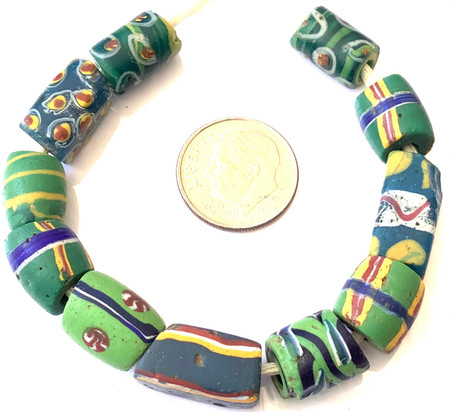 Antique Mixed Venetian trade beads