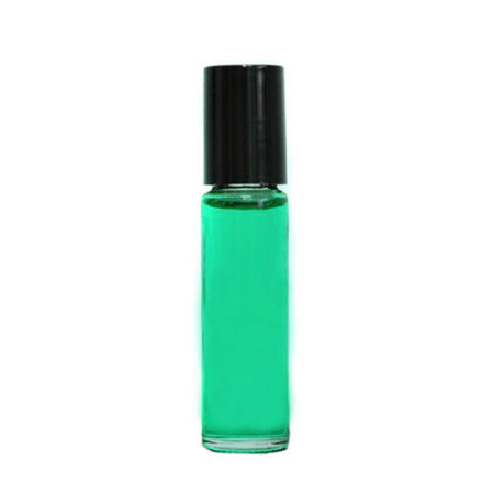African Musk (Green) 1/3 oz roll on Body/perfume Oil
