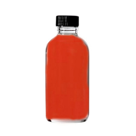 Rose Red Type 1 oz Glass Bottle Body/perfume Oil