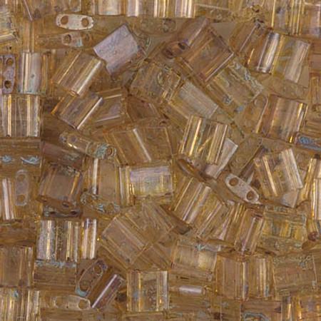 Seed Beads Miyuki Tila Picasso Tr Lt Topaz Glass Beads