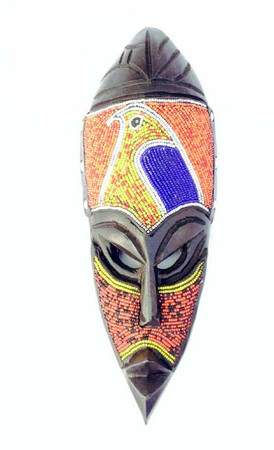 Sankofa spirit mask African art