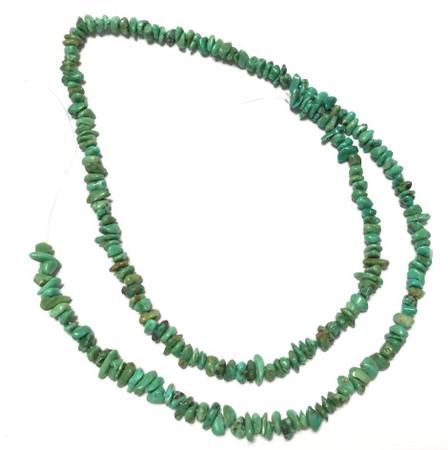 Natural Nugget Turquoise Gemstone Beads Stone