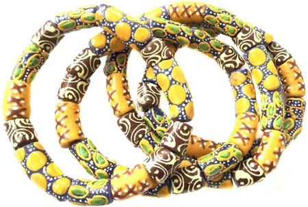 Ghana Beaded Bracelets